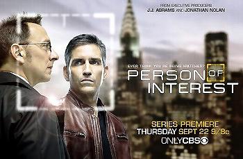 PERSON of INTEREST 犯罪予知ユニットS3 E3